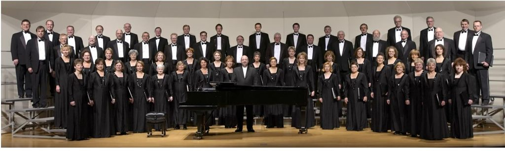 Two Rivers Choir 2005